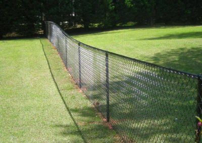 chain link fence victoria